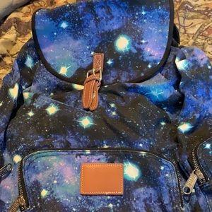 Victoria secret galaxy book bag